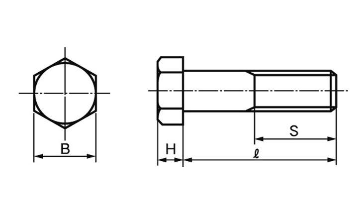 コガタBT(半(P1.5 表面処理(三価ステンコート(ジンロイ+三価W+Kコート)) 規格(12X70(ホソメ) 入数(50) 03681874-001【03681874-001】[4549388057030]