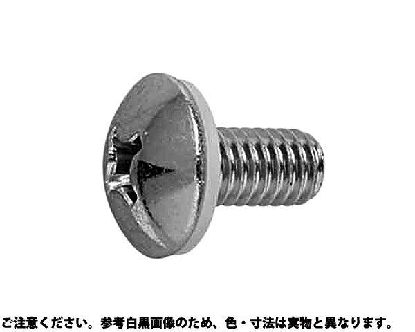 【送料無料】(+)トラスP=N(ナイロンW組 表面処理(ニッケル鍍金(装飾) ) 規格( 3 X 4) 入数(1250) 03592495-001