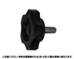 【送料無料】ノブ(G-2)BT(黒 材質(ステンレス) 規格( 6 X 15) 入数(100) 03652944-001