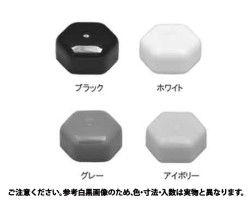 ボルトカバー(オオアタマ 表面処理(樹脂着色アイボリー色) 規格(3/8(17X6) 入数(100) 04220872-001【04220872-001】
