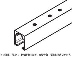 FD30-TRMP2760-WT 上吊式引戸 FD30-H 戸袋対応 上レール ホワイト長さ2760mm【スガツネ工業】 03035558-001【03035558-001】