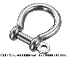 オタフクシャックル(アンカーシャックル)水本機械製作所製 材質(ステンレス) 規格( BS-16) 入数(5) 03579375-001
