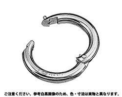 【送料無料】ピン止めチェーンキャッチ水本機械製作所製 材質(ステンレス) 規格( CCT-8) 入数(20) 03579329-001