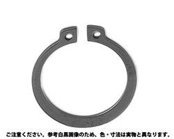 C型止め輪(軸用・羽島製)S  規格( S-105) 入数(1) 03567053-001【03567053-001】[4548325383041]