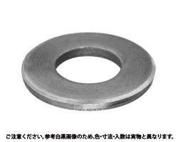面取りワッシャ-(特寸 表面処理(三価ブラック(黒)) 規格( 10.5X22X2) 入数(1200) 03656550-001