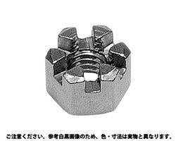 【送料無料】溝付ナット高形1種 表面処理(ユニクロ(六価-光沢クロメート) ) 規格( M8) 入数(500) 03581056-001