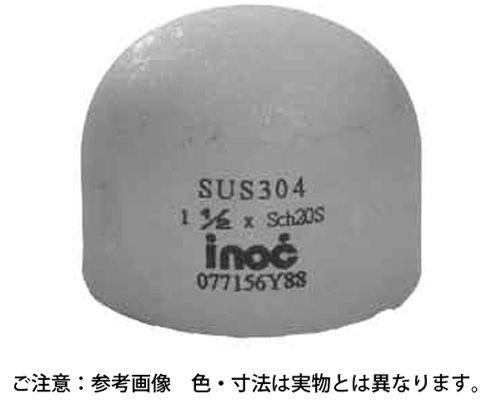 キャップ(CAP) 20S 材質(ステンレス) 規格( 125A) 入数(1) 03543061-001【03543061-001】[4548833018114]