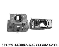 【送料無料】亜鉛ダイカスト ターンナット  規格( M5 TN-5T) 入数(100) 03589250-001