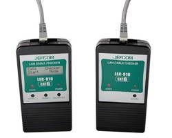 LEC-910 LANケーブルチェッカー 03619128-001【03619128-001】[4937897511431]