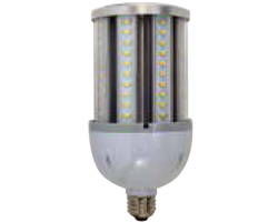 LLB27-E39BW LEDランプ(コーン型)【ジェフコム】 03619015-001【03619015-001】[4937897119965]