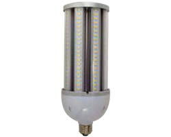 LLB54-E26BW LEDランプ(コーン型)【ジェフコム】 03619016-001【03619016-001】[4937897119958]