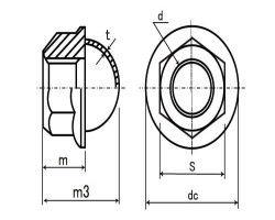 インサート袋N 表面処理(三価ホワイト(白)) 規格( M5) 入数(1500) 04165029-001【04165029-001】[4942131937786]