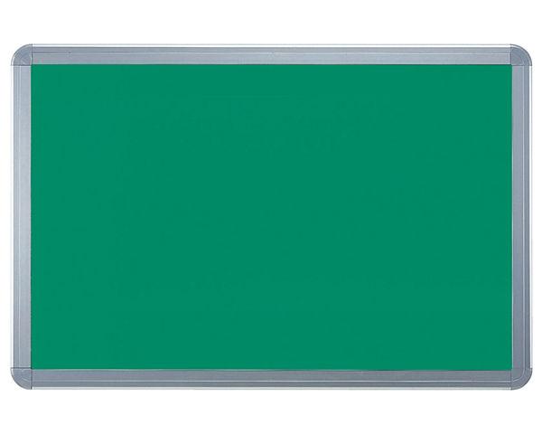 アルミ掲示板(フレーム取外し型) ラシャグリーン貼シルバー SMS-1061【神栄ホームクリエイト】※返品不可 03042390-001【03042390-001】[4950536423902]