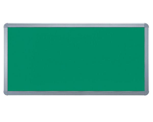 アルミ掲示板(フレーム取外し型) ラシャグリーン貼シルバー SMS-1062【神栄ホームクリエイト】※返品不可 03042400-001【03042400-001】[4950536424008]