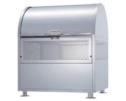 【送料無料】CKM-TN90 ゴミ収納庫クリーンストッカー ステンレス製【ダイケン】 03108012-001