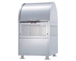 【送料無料】CKM-TN60 ゴミ収納庫クリーンストッカー ステンレス製【ダイケン】 03108011-001