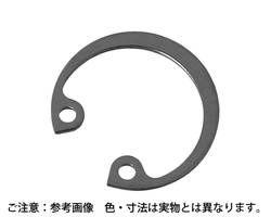 【送料無料】ステンレス C型止輪 (穴用) サイズM8 入数2000【ハイロジック】 03133426-001