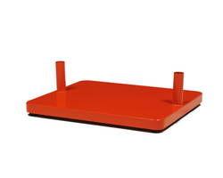 【送料無料】ケイ・ジー・ワイ工業 アーチスタンド 自立ベース AB-1 オレンジ [Tools & Hardware] 00307215-001【00307215-001】[4963784611304]