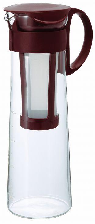 水出し珈琲ポット 実用容量:1,000ml 水出し珈琲ポット 実用容量:1,000ml 12個【MCPN-14CBR】
