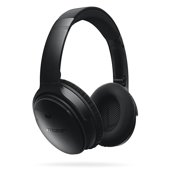 Bose QuietComfort 35 ワイヤレス ヘッドホン / ヘッドフォン / ノイズキャンセリング / ノイズキャンセル / Bluetooth / ブルートゥース / NFC対応 / iPhone対応 / 並行輸入品