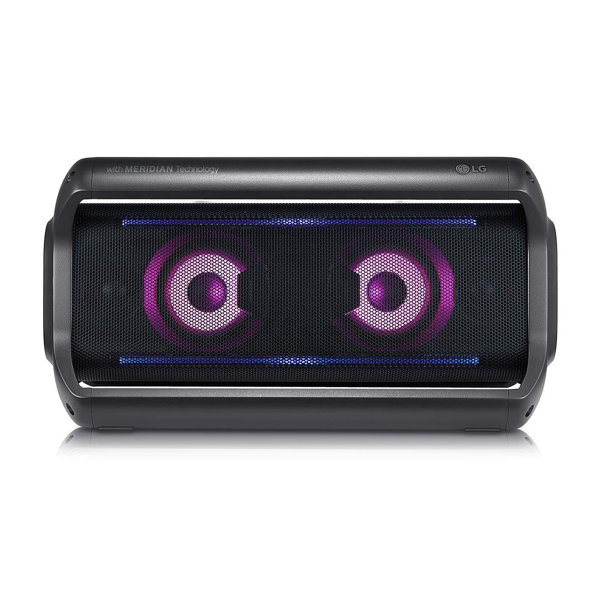 【送料無料】LG XBOOM Bluetooth 防滴スピーカー MERIDIAN AUDIO 22H バッテリー ブルートゥース 無線 ワイヤーレス ワイヤレス