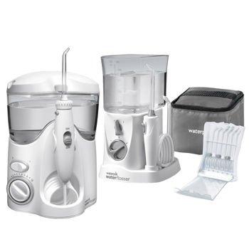 【送料無料】Waterpik INC ウォーターピック ウォーター&ナノフロッサー Combo set(2in1) 歯磨き プラークコントロール 口臭 ケア