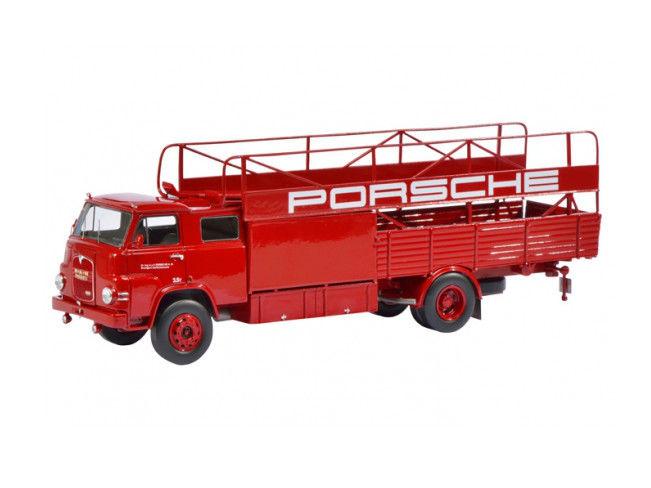 Schuco/シュコー MAN ポルシェ レーシングトランスポーター Schuco/シュコー MAN ポルシェ レーシングトランスポー【450894400】
