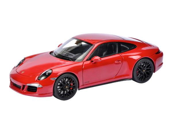 Schuco/シュコー ポルシェ 911 GTS レッド【450039000】