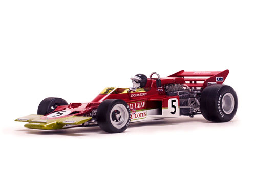 Quartzo/カルツォ ロータス 72C 1970年イギリスGP 優勝 #5 Jochen Rindt Quartzo/カルツォ ロータス 72C 1970年イギリスGP 優勝【18276】