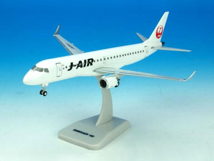 JAL/日本航空 JAL エンブラエル190 1/200 スナップインモデル JAL/日本航空 JAL エンブラエル190 1/200 スナップイ【BJQ1176】