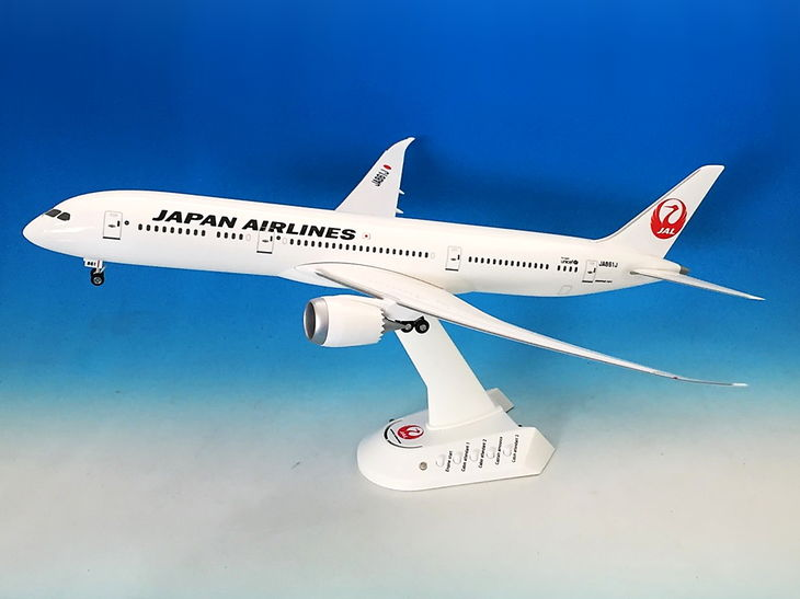 JAL/日本航空 JAL B787-9 1/200 サウンドジェットモデル JAL/日本航空 JAL B787-9 1/200 サウンドジェットモデ【BJQ1175】