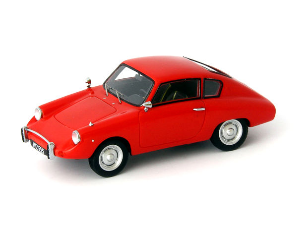 Auto Cult/オートカルト ヤモス GT 1962レッド【6010】