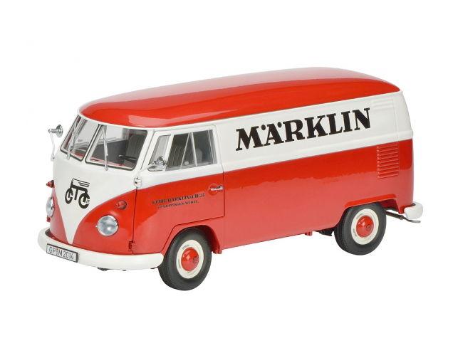 Schuco/シュコー VW T1 Kastenwagen Marklin【450027700】