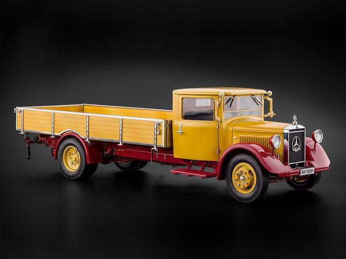 CMC/シーエムシー メルセデス・ベンツ LO2750 プラットホームトラック 1934-38 CMC/シーエムシー メルセデス・ベンツ LO2750 プラット【M-169】