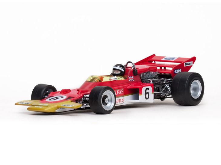Quartzo/カルツォ ロータス 72C 1970年オーストリアグランプリ #6 Jochen Rindt Quartzo/カルツォ ロータス 72C 1970年オーストリアグ【18272】