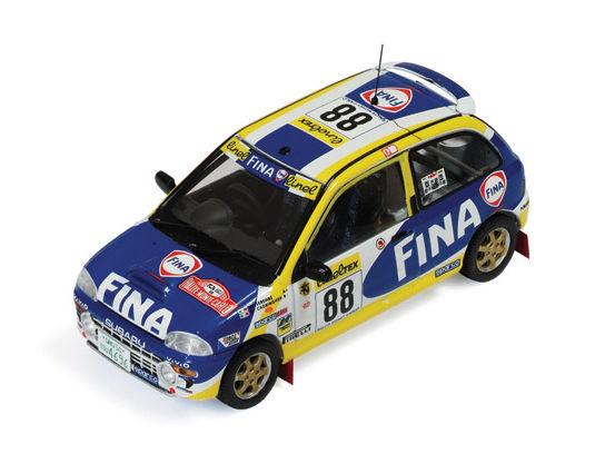 ixo/イクソ スバル ヴィヴィオ RX-R 1999年モンテ・カルロラリー #88 G.Cadringher ixo/イクソ スバル ヴィヴィオ RX-R 1999年モンテ【RAM531】