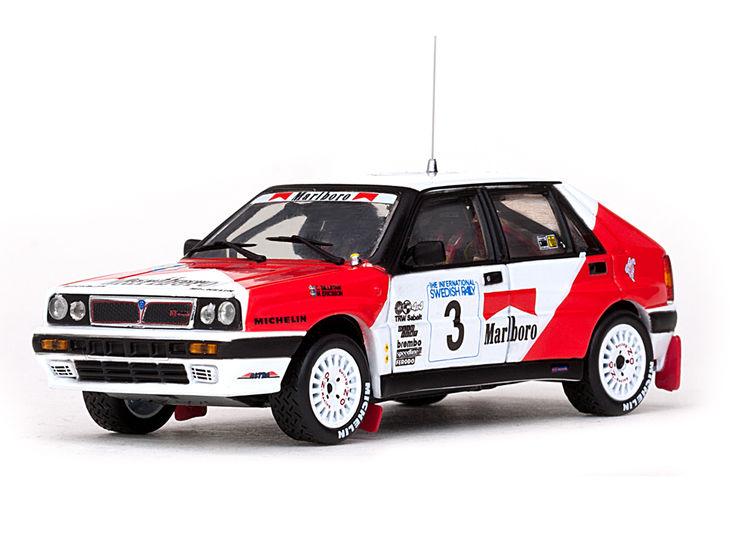 VITESSE/ビテス ランチア デルタ インテグラーレ 89 International Swedish Rally VITESSE/ビテス ランチア デルタ インテグラーレ 89 I【42415】