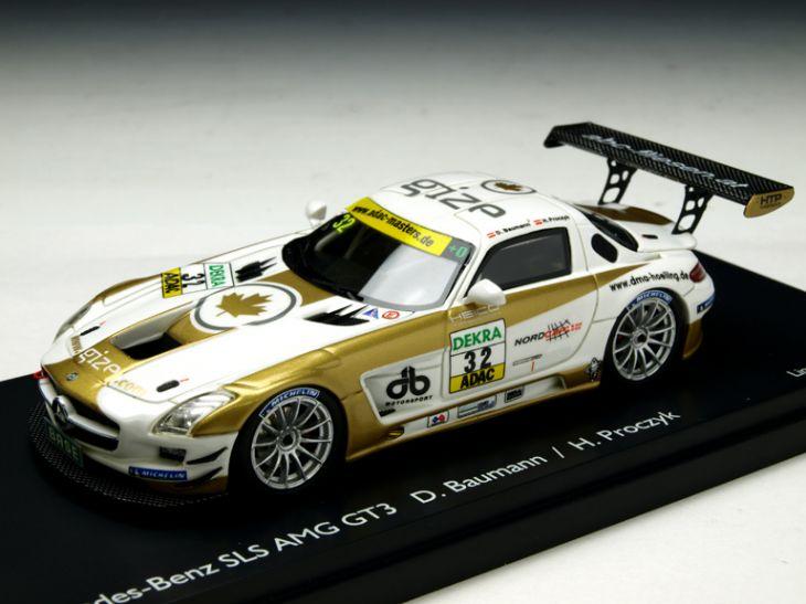 Schuco/シュコー メルセデス・ベンツ SLS AMG GT3 #32 HEICO MOTORSPORT Schuco/シュコー メルセデス・ベンツ SLS AMG GT3 #【450882300】