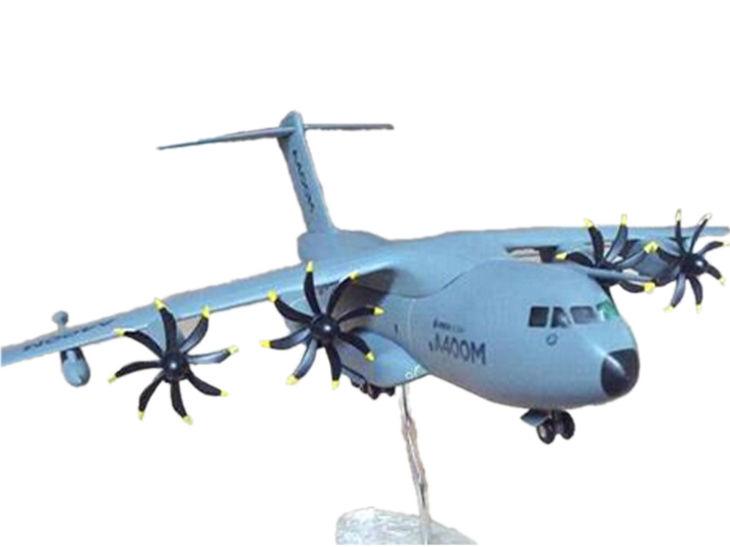 LUPA/ルパ エアバス A400M EADS デモカラー スタンド付属 LUPA/ルパ エアバス A400M EADS デモカラー スタンド付【LUPA1005】