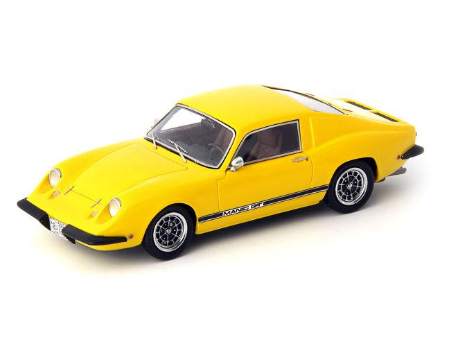 Auto Cult/オートカルト マニック GT 1969 イエロー【5002】