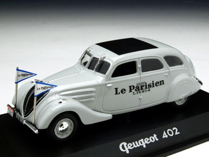 NOREV/ノレブ プジョー 402 Directeur de Course 「L'Equipe」 1947年 ツール・ド・フランス NOREV/ノレブ プジョー 402 Directeur de Course 「【474216】