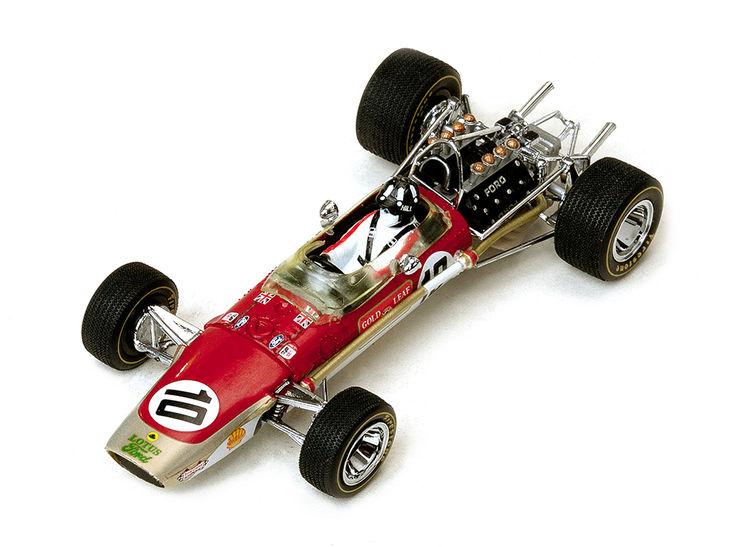 VITESSE/ビテス ロータス 49 Spanish GP Winner #10【27802】
