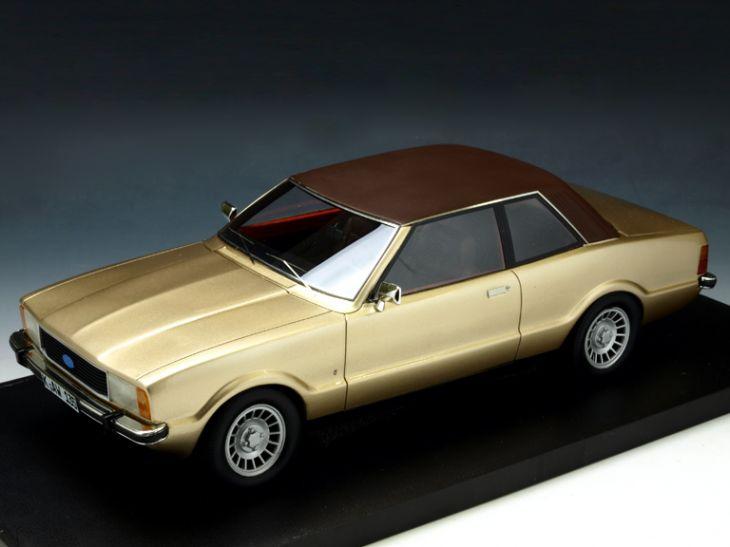 NEO/ネオ フォード タウナス TC2 Ghia 1976-82 Mゴールド NEO/ネオ フォード タウナス TC2 Ghia 1976-82 Mゴー【NEO18175】