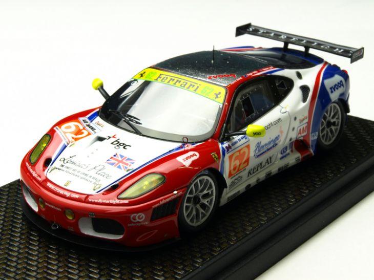 BBR/ビービーアール フェラーリ F430 GT2 CRSレーシング 2011年 ル・マン24時間 #62 BBR/ビービーアール フェラーリ F430 GT2 CRSレーシング【BBRC69】