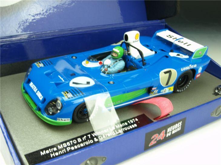 Le Mans Minitures マトラ MS670B 1974年ル・マン24時間 優勝 #7 Le Mans Minitures マトラ MS670B 1974年ル・マン24【132018-7M】