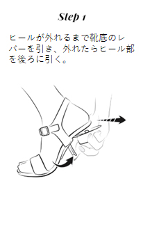 ヒール付け替え可能サンダル 婦人靴Black Bow Super Block 7cm ブラック 36 23cm相当Mime et moi ミミ・エ・モイCdWxBore