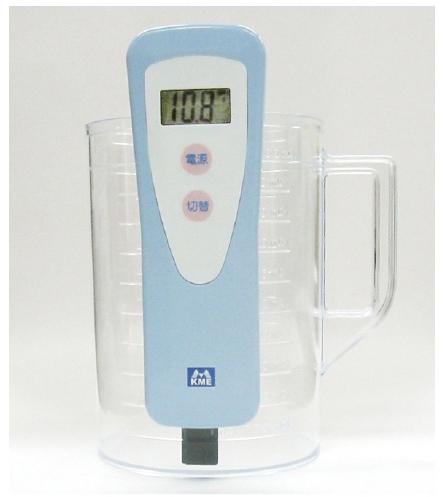 【送料無料】塩分摂取量簡易測定器 減塩モニタ(KME-03)