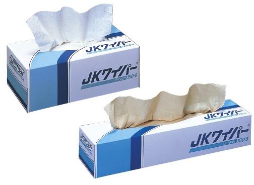 【送料無料】【日本製紙クレシア】JKワイパー 100-S  入数:100枚×18箱/ケース(62311)