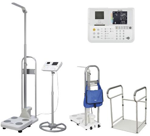 【送料無料】【タニタ】体組成計付自動身長体重計(検定品) オプション 表示ボックススタンド(OP‐005)