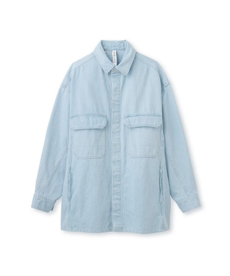 DRESSTERIOR(Ladies)(ドレステリア(レディース))TRADITIONAL WEATHERWEAR デニムシャツジャケット